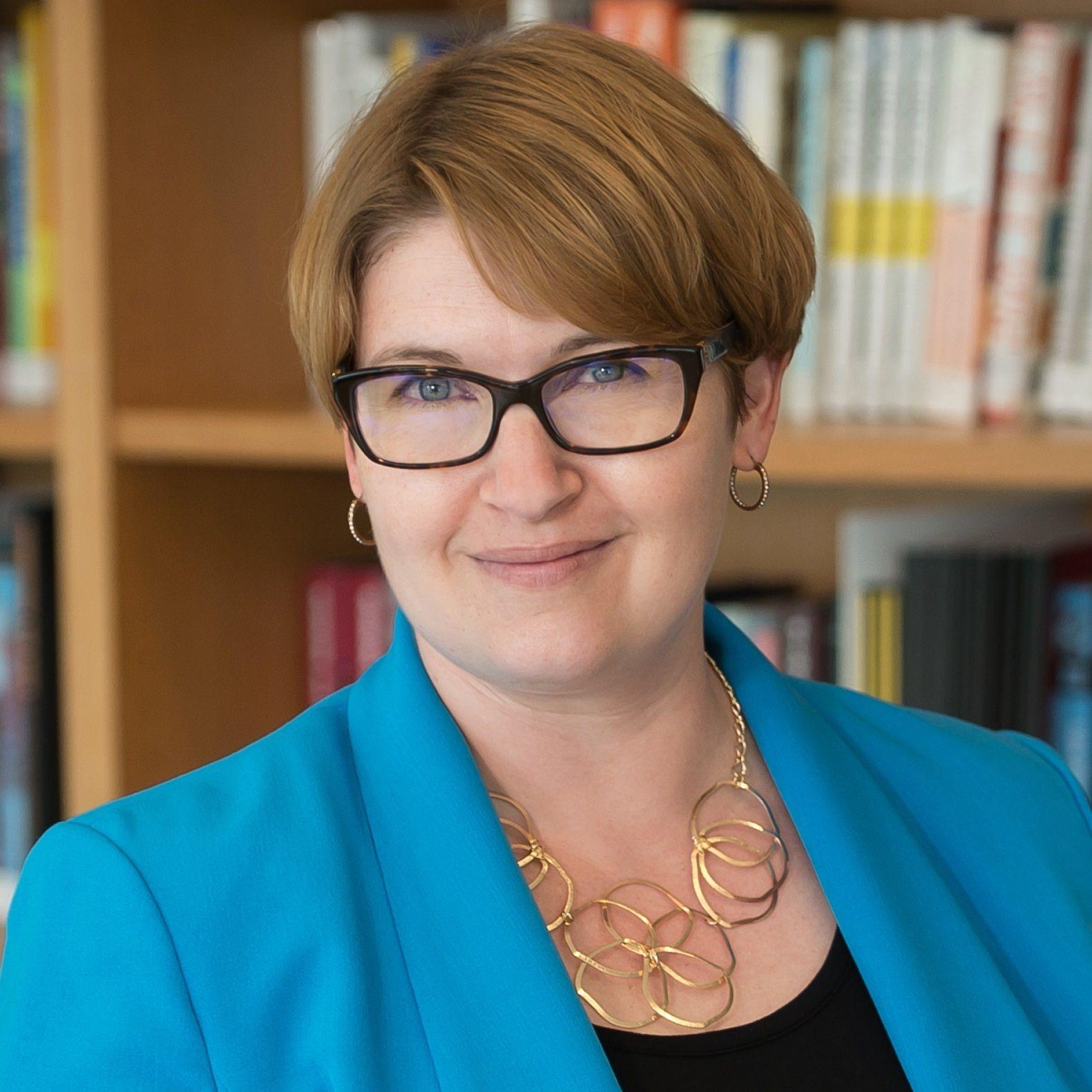 Portrait of Carrie L. Davis