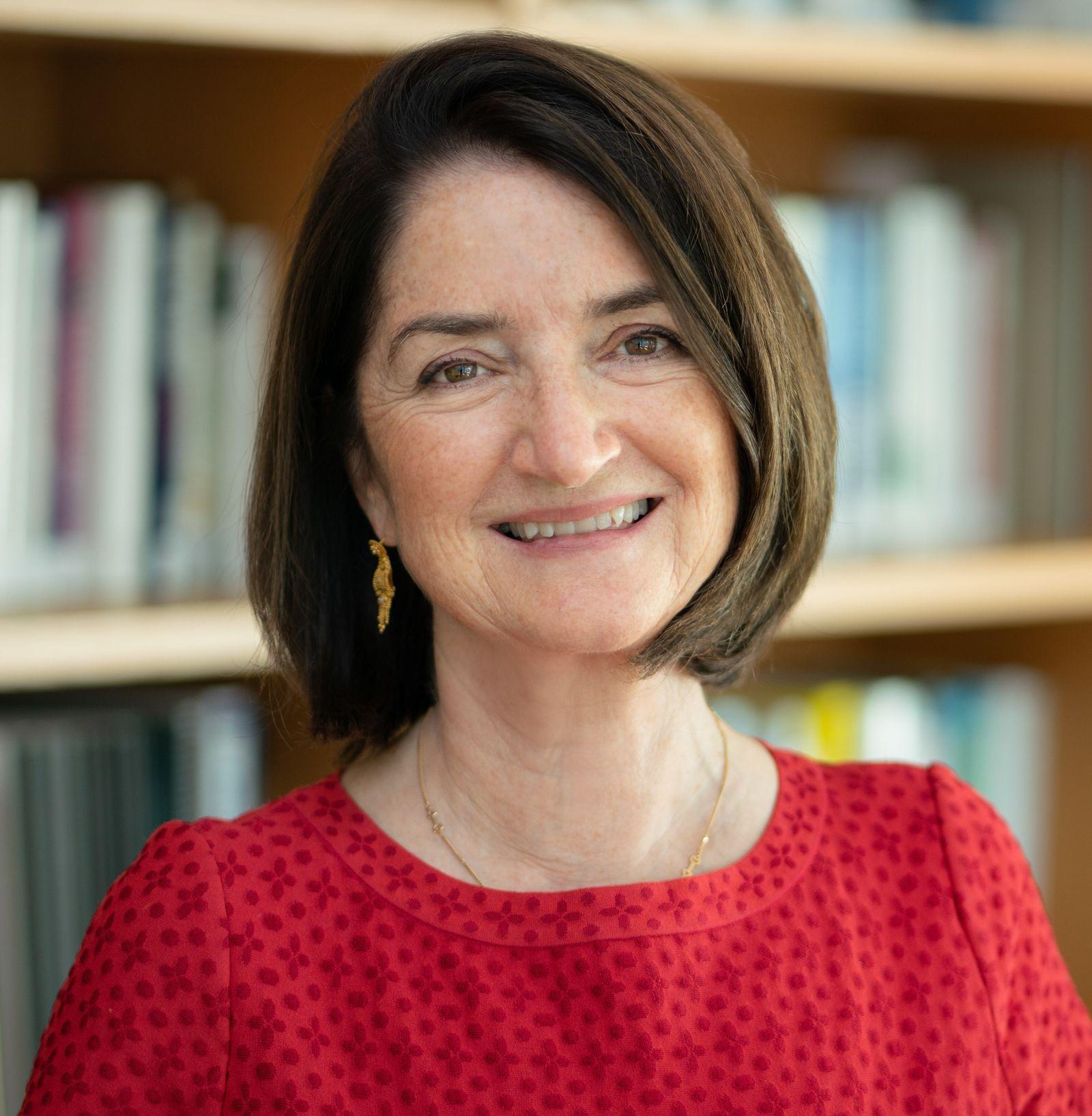 Portrait of Ellen S. Alberding
