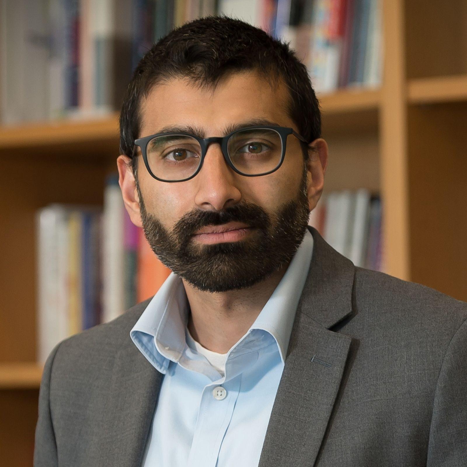 Portrait of Sameer Gadkaree